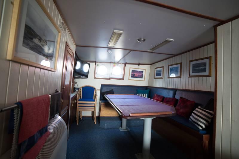 Hans Hansson, Antarctica cruise