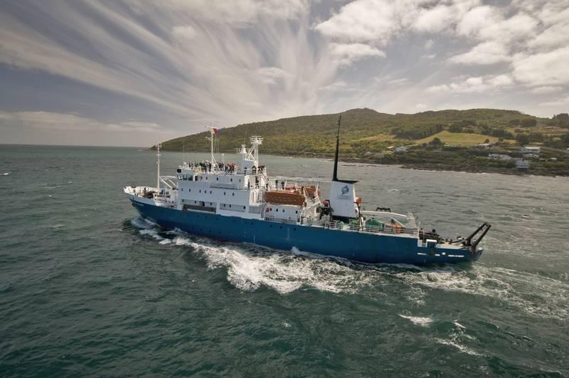 Akademic Shokalskiy, sub-Antarctica cruise
