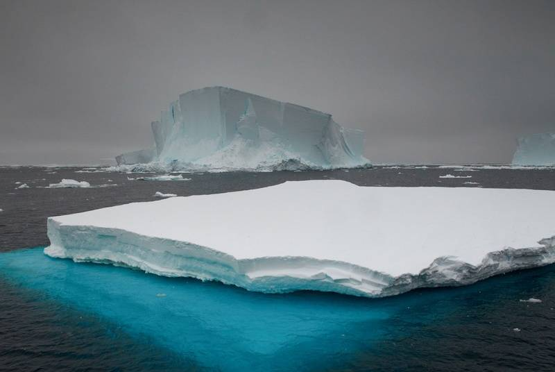 Iceberg, Antarctica cruise from New Zealand