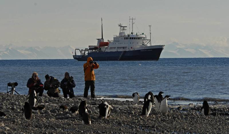 Antarctica excursion, Antarctica cruise from New Zealand