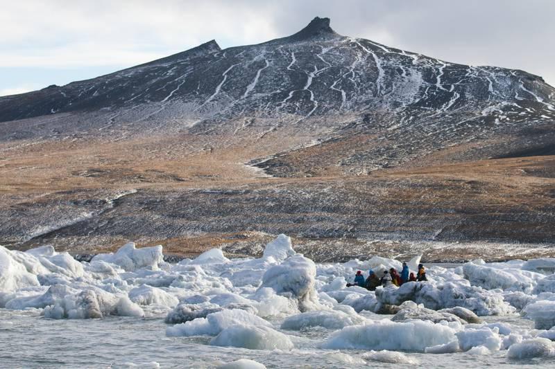 Wrangel Island, Arctic Polar bear cruise