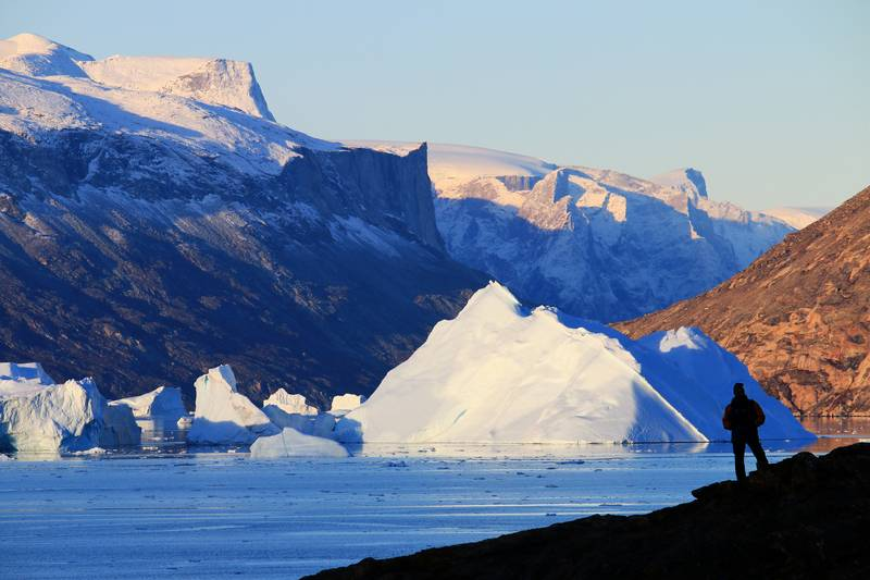 Scorsby Sund, Greenland, Arctic cruise