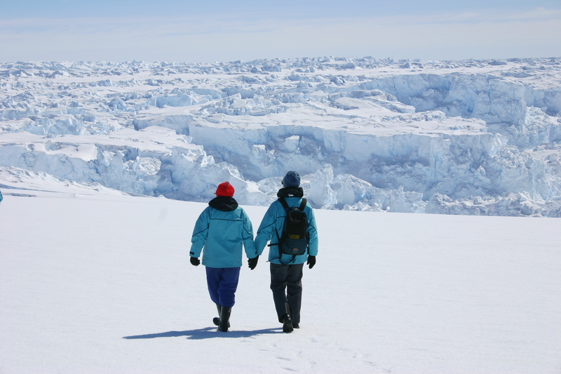 Antarctic hike, Antarctic cruise