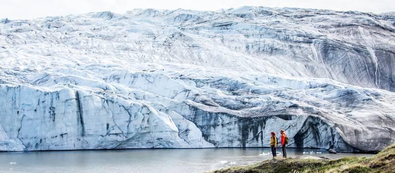 Exploring Greenland, Greenland cruise