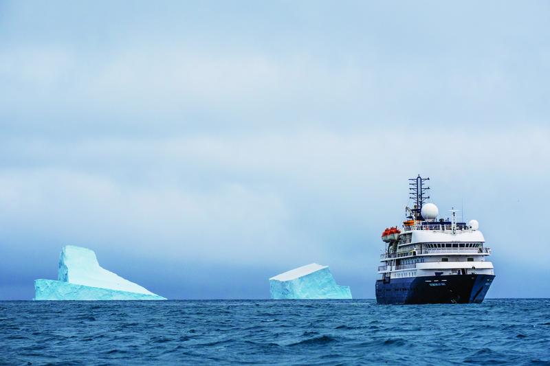 Hebridean Sky, Cruise to Antarctica