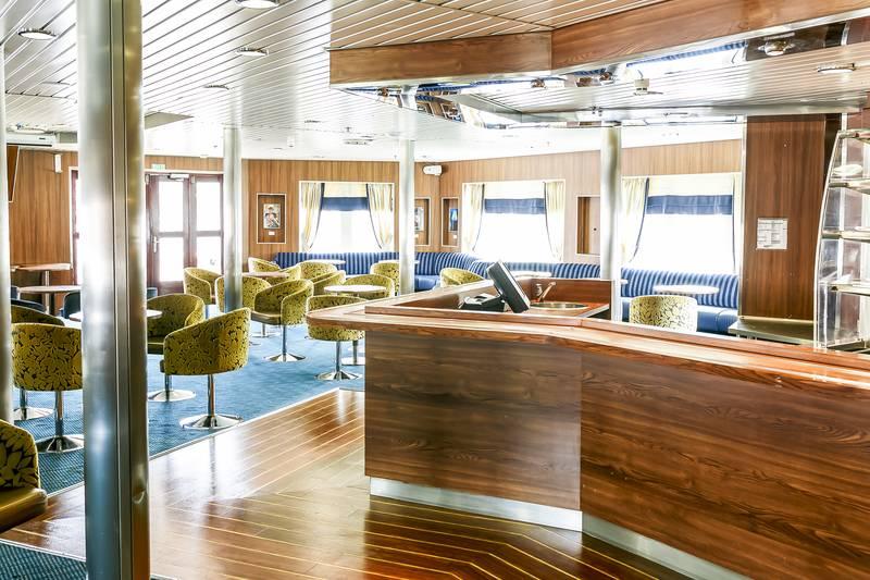 Ocean Endeavour, Cruise to Antarctica