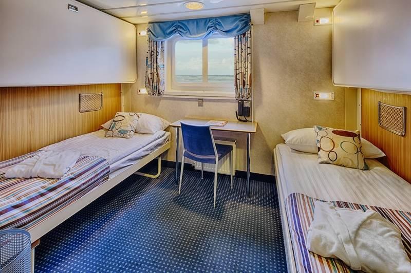 Ocean Nova cabin, Cruise to Antarctica