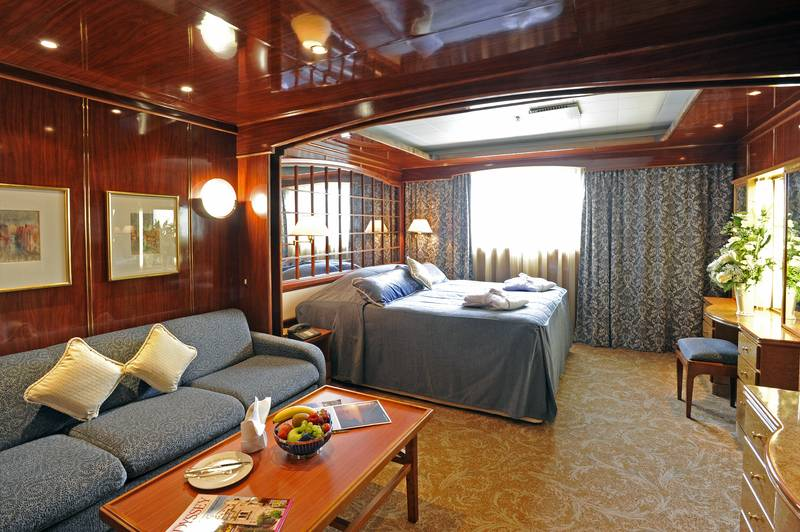 Island Sky Suite, Cruise to Antarctica