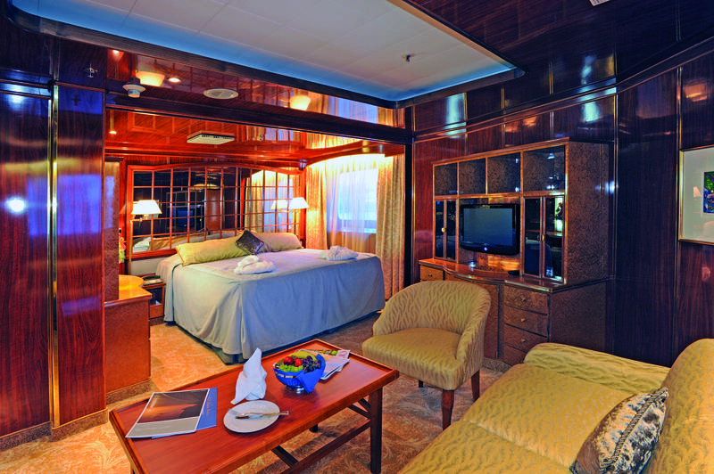Island Sky Suite, Cruise to Antarctica