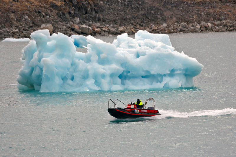 Svalbard Zodiac Cruise, Arctic cruise
