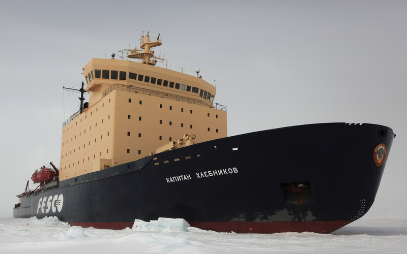 Kapitan Khlebnikov, Icebreaker, Arctic Cruise