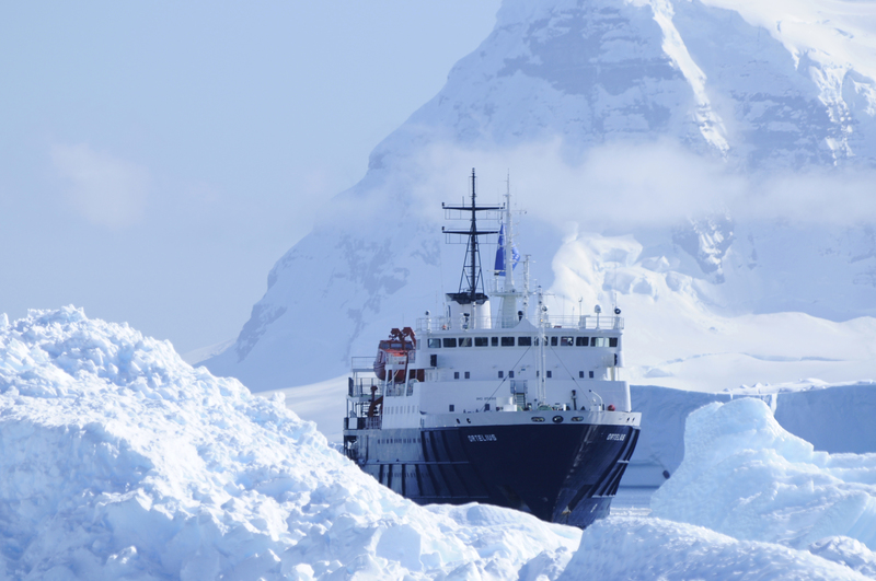 Ortelius in the Antarctic Peninsula, Antarctica Cruise