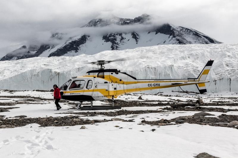 Heli tour, Antarctica cruise