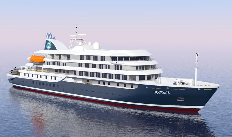 Hondius, Antarctica cruise