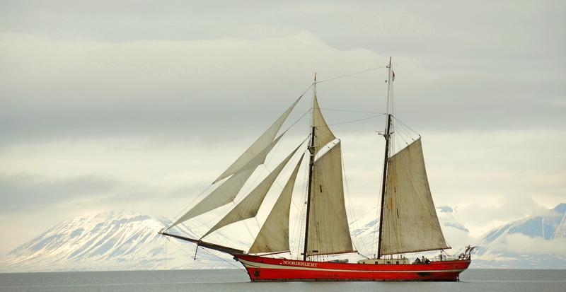 Noorderlicht, Arctic cruise