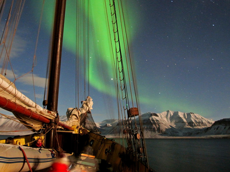 Noorderlicht Northern Lights, Arctic cruise