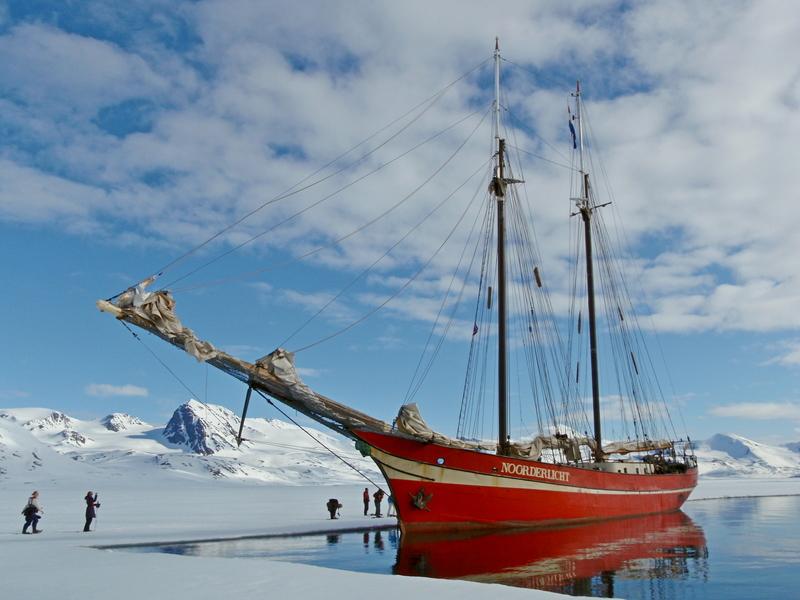 Noorderlicht Svalbard, Arctic cruise