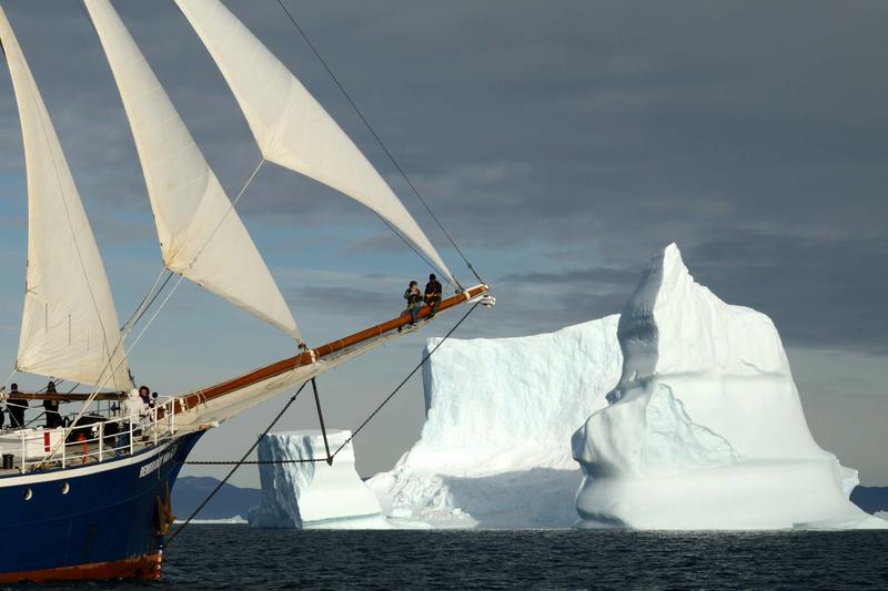 Rembrandt van rijn, Arctic cruise