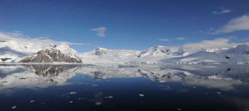Antarctic landscape, Cruise to Antarctica