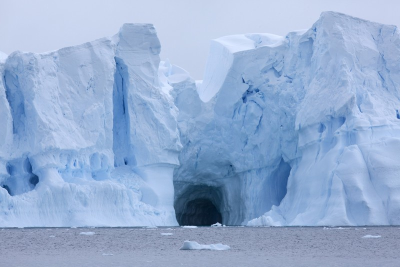 Huge iceberg in the Weddell sea, Cruise to Antarctica