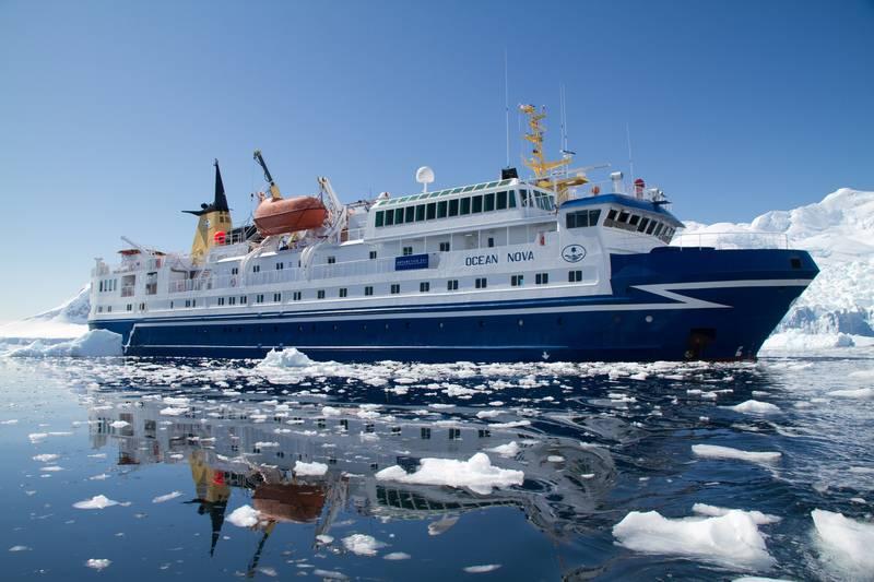 Ocean Nova, Cruise to Antarctica