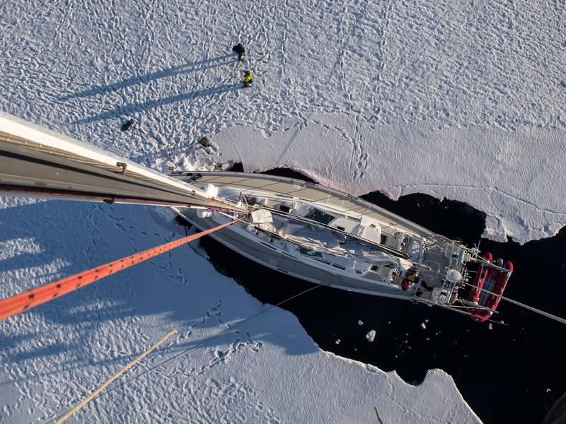 Sail to Antarctica, Antarctica cruise