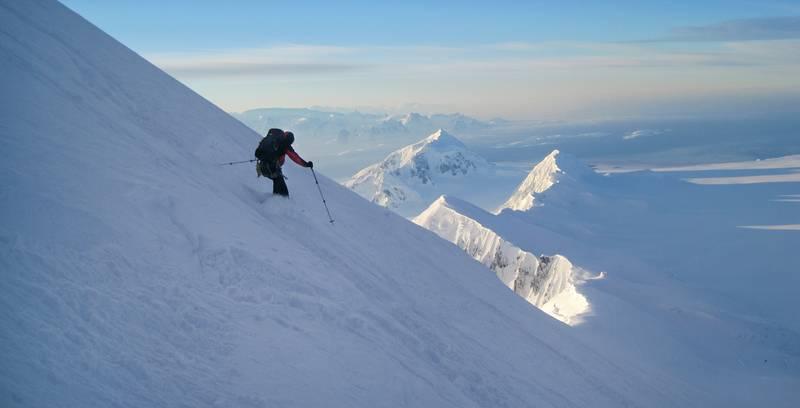 Skiing in Antarctica, Antarctica Cruise