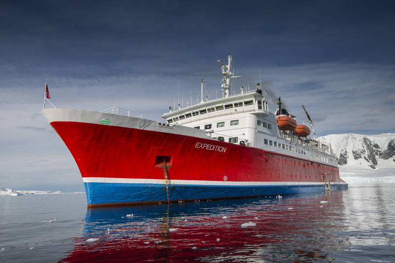 G Expedition in Antarctica, Cruise to Antarctica