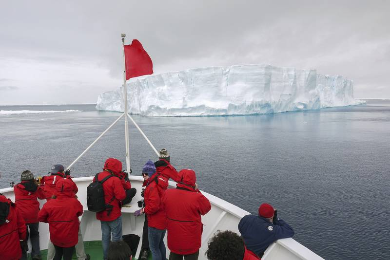 Antarctic Peninsula Cruise, Cruise to Antarctica