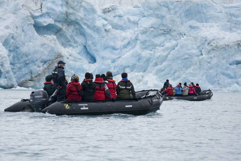 Antarctica Zodiac cruise, Antarctic cruise