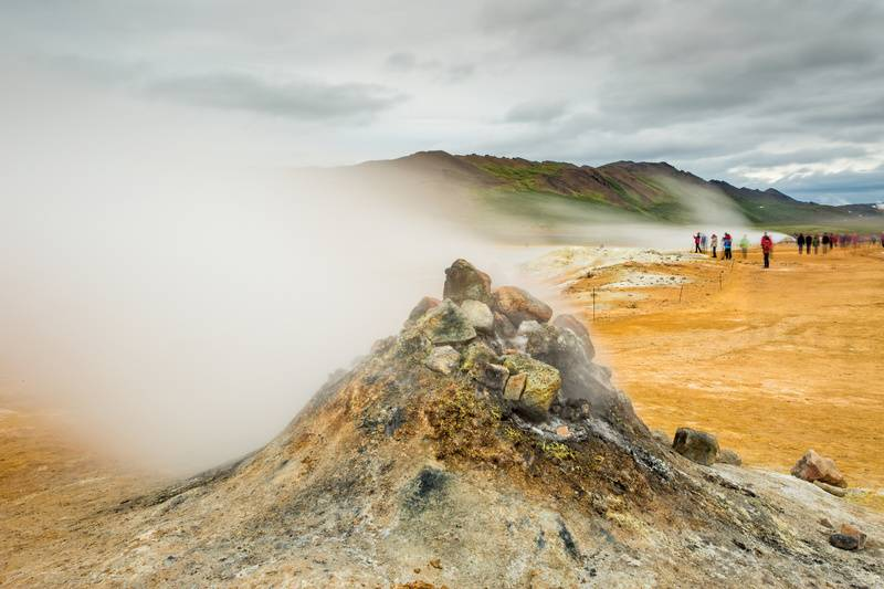 Iceland thermals, Iceland cruise