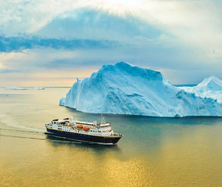 Greenland cruise ship, Arctic Cruises