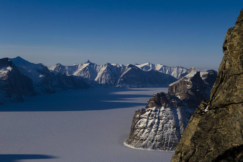 Baffin Island, Arctic cruise