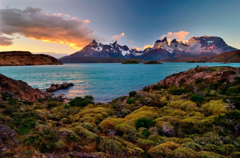 Patagonia valley