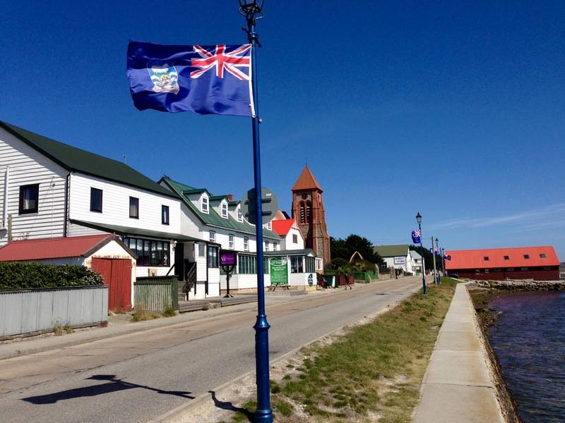 Falkland Islands, Cruise to Antarctica