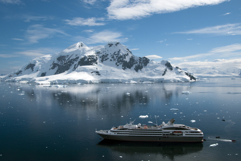 Antarctica Landscape, Antarctica cruise ship