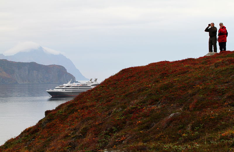 Exploring Alaska, Alaska Cruise