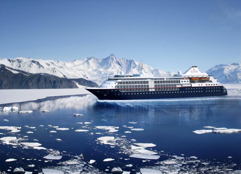 Silver Cloud, Antarctic cruise ship