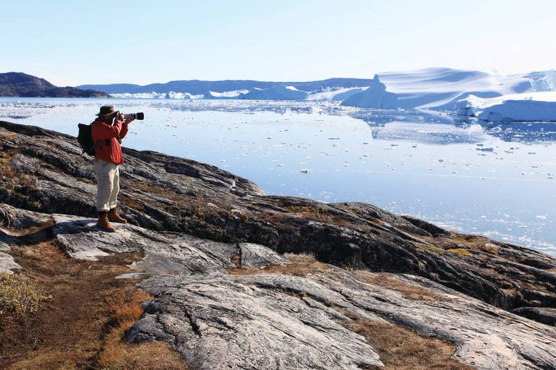 Arctic Photographer, Arctic cruise