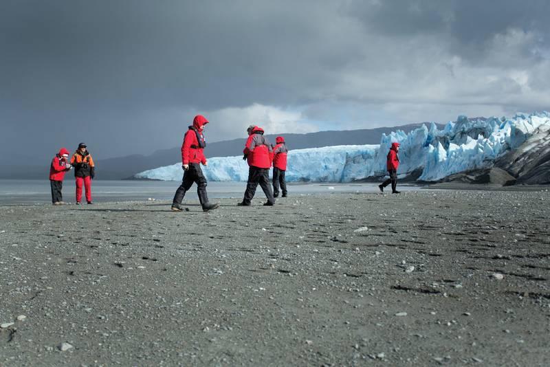 Exploring Patagonia, Patagonia cruise