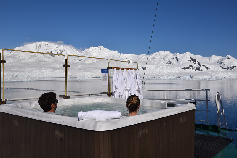 Akademic Ioffe Spa, Antarctic cruise ship