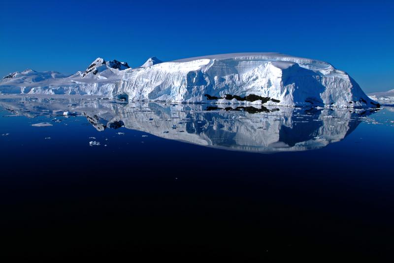 Antarctica reflections, Antarctica cruise