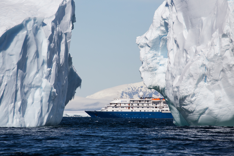 Sea Spirit, Antarctica cruise ship