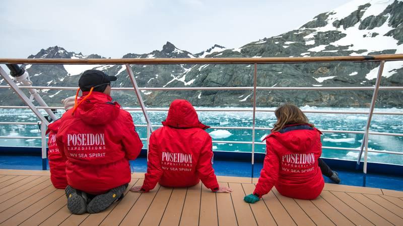 Sea Spirit, Antarctica cruise ship