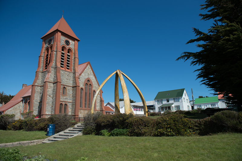Falkland Islands, Cruise to Antarctica
