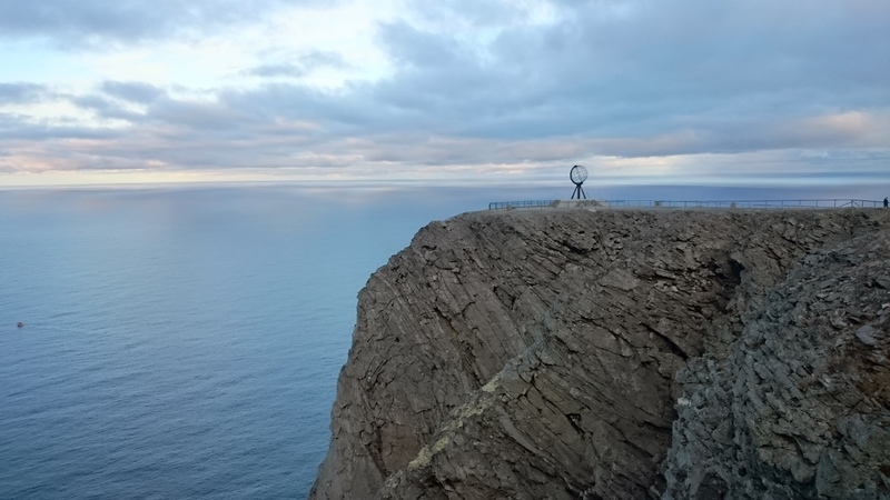 North Cape, Norway cruise