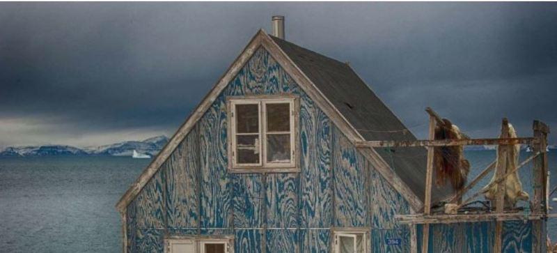 Ittoqqortoormiit house