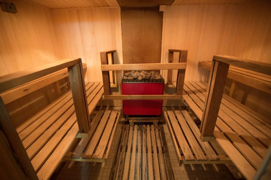Kapitan Khlebnikov sauna.