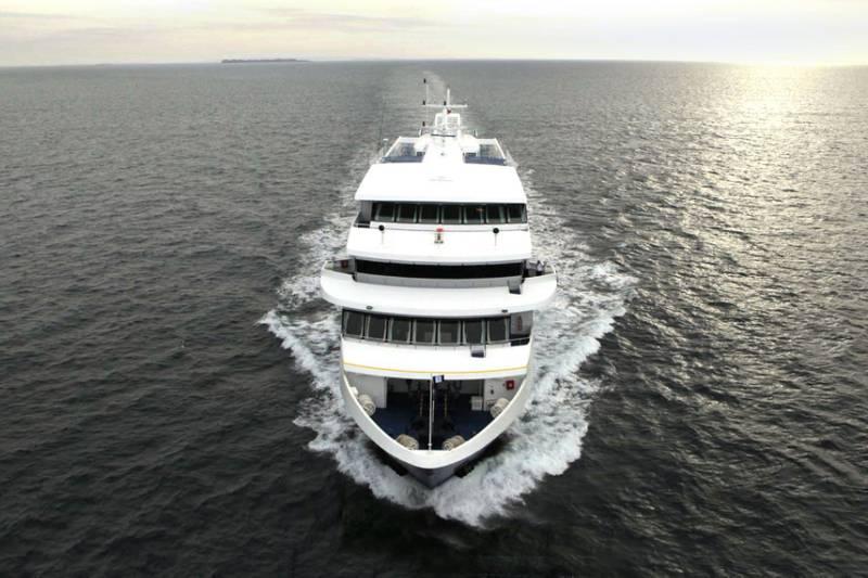 Ventus Australis patagonia cruise