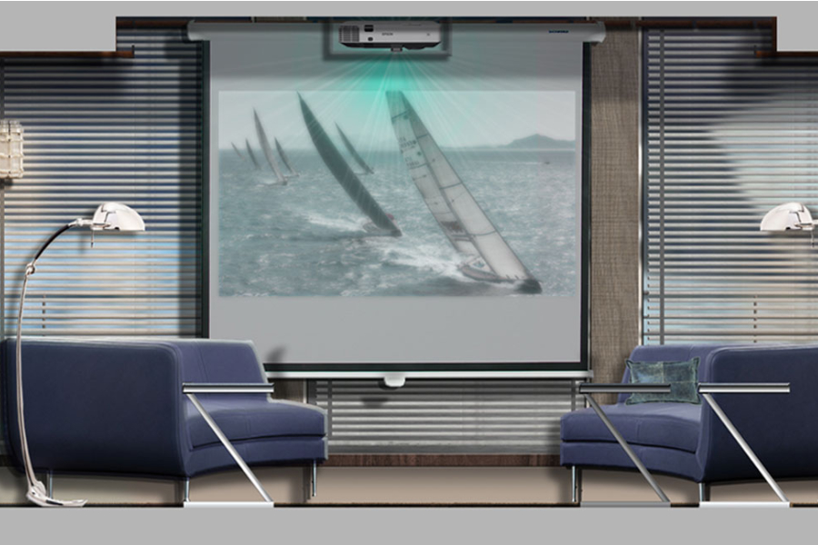 Ventus Australis interior lounge